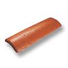 กระเบื้องคอนกรีต ตราเพชร ทองแดงศุภมงคล ครอบข้างชนผนัง ราคาถูก