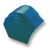 Curvlon Shiny Blue Round Hip End Ridge Discontinued 1Aug19 cheap price