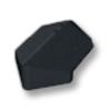 Neustile Stylish Black Steel Angle Hip End cheap price