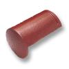 SCG Concrete Elabana Red Flashed Round Ridge End cheap price