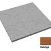 Concrete Block La linear Darawadee 50x50x6 cm Orange cheap price