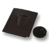 Prestige Pewter Grey Pipe Vent Tile Set cheap price