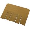 Ayara Timber Lumber Walnut Brown Tiles Lumber cheap price
