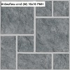 Floor Tile Premium Cubic Stone Grey Glossy 16x16 inches A Grade cheap price