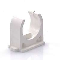 SCG PVC电信电信白色JIS管夹-WEC 低价