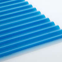 Translucent Tiny Curl 1.2 mm Sky Blue cheap price