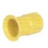 ข้อต่อปากแตร ร้อยสายไฟ สีเหลือง พีวีซี ท่อน้ำไทย 80 มม. 3 นิ้ว ราคาถูก