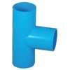 สามทาง พีวีซี สีฟ้า อริยะ ราคาถูก