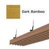 ฝ้าอลูมิเนียม ลายเส้น Metalworks ลายไม้ Dark Bamboo ราคาถูก