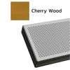 ฝ้าเหล็ก กัลวาไนซ์ ลายเส้น อะคูสติก Metalworks V-P500 ลายไม้ Cherry Wood ราคาถูก