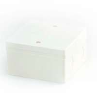 SCG PVC Electric Telecom White BS Square Junction Box 4x4 Conceal cheap price