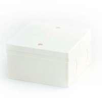SCG PVC电信白色BS方形接线盒4x4隐藏 低价