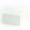SCG PVC Electric Telecom White BS Square Junction Box 4x4 Conceal 20 mm 1/2-inch cheap price