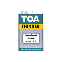 TOA Vinyl Anti-Fouling Paint Thinner No.51 cheap price