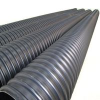 Steel Reinforced Polyethylene Corrugated Pipe PROPIPE Class C cheap price