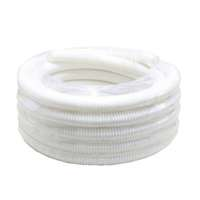 ARR PVC Electrical and Telephone White Corrugated Conduit cheap price