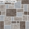 Floor Tile Premium Brick Stone Grey Glossy 16x16 inches A Grade cheap price