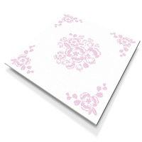 ซูเปอร์สมาร์ท ดอกผกา 60x60 สีชมพู 3.5 มม. ราคาถูก