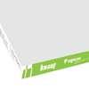 แผ่นยิปซัม ทีบาร์ Knauf Papera Series White Pearl 600x600x8 มม. ราคาถูก