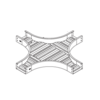 Horizontal Crosses TRSX-200 cheap price