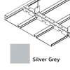 ฝ้าเหล็ก กัลวาไนซ์ ตัวเอฟ F-Plank Metalworks สี Silver Grey ราคาถูก