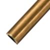 """ท่อทองเหลือง C3604 2"""" 0.7 มม. 5 ม. ราคาถูก"""