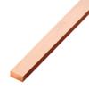 ทองแดงเส้นแบน หน้า 3/4 นิ้ว หนา 1/8 นิ้ว นน. 0.56 กก./ม. ราคาถูก
