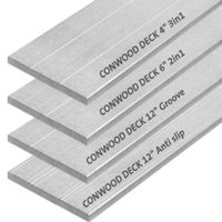Conwood Deck 12 inches Anti Slip cheap price