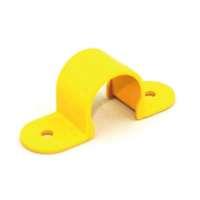 ARR PVC电气和电话黄色马鞍夹 低价
