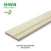 SHERA Eaves Pro Smooth Texture Coral White 1.6x24x300 cm cheap price