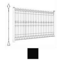 SCG Mesh fence ARROW Black  cheap price