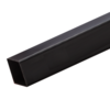 Carbon Steel Black Square Pipe 6 m 1/2x1/2-inch 12x12 mm 1.2 mm 2.46kg cheap price