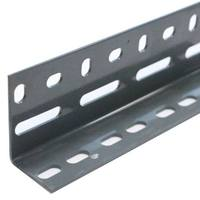 Slotted Angle Grey or Galvanized Grey L Shape cheap price