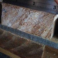 Para Rubber Wood Grade 95% 1.5x3 cheap price