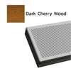 ฝ้าเหล็ก กัลวาไนซ์ ลายเส้น อะคูสติก Metalworks V-P500 ลายไม้ Dark Cherry Wood ราคาถูก