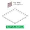 ฝ้าอลูมิเนียม Lay In Highlands Series B ลายไม้ WD-8026 Africa Beech ราคาถูก