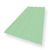 แผ่นโปร่งแสง เจรูฟ สีเขียวหยก แสงส่องผ่าน 52% ราคาถูก