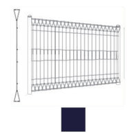 SCG Mesh fence DIAMOND Blue cheap price