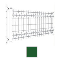 SCG Mesh fence WAVE Green cheap price