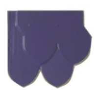 Excella Fish scale Classic Tile Blue cheap price