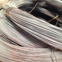 เหล็กลวดคาร์บอนต่ำ Wire Rod 5.5 มม. ราคาถูก