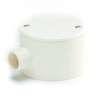 SCG PVC Electric Telecom White BS 1 Way Terminal Box 16 mm 3/8-inch cheap price