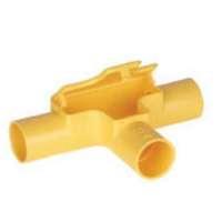 泰管PVC电气电话导管检测三通 低价