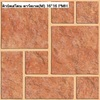 Floor Tile Premium Cubic Stone Brown Glossy 16x16 inches A Grade cheap price