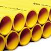 ท่อร้อยสายไฟ สีเหลือง ปลายเรียบ พีวีซี อริยะ ชั้นคุณภาพ 1 ราคาถูก