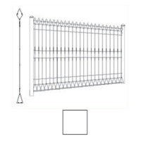 SCG Mesh fence ARROW White  cheap price