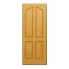 ประตูไม้จริง สยาแดง Unix S-4C ราคาถูก