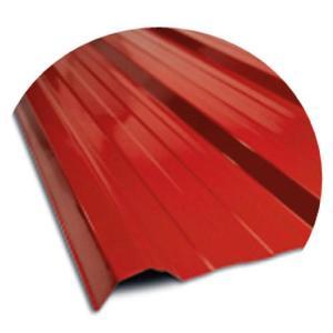 เมทัลชีท ตรีสตาร์ สีแดงประกายมุก ราคาถูก