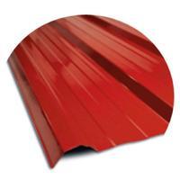 Tristar Metal Sheet Small Rib Red Metalic cheap price