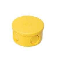 泰管PVC电气电话导管圆形接线盒 低价